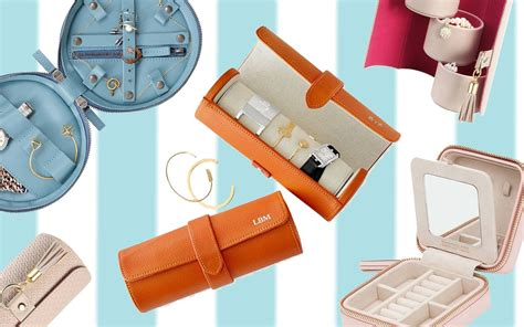18 Travel Jewelry Cases for Your Next Trip   Travel   Leisure