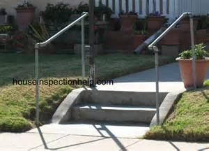 galvanized pipe handrail