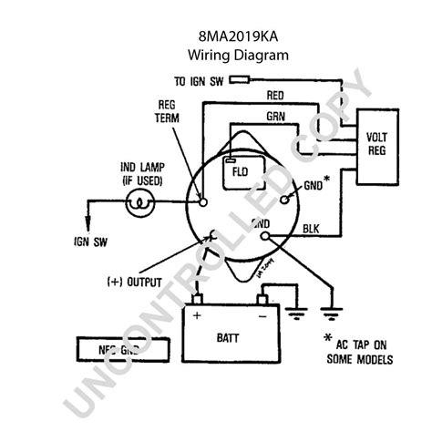 alternator diode wiring diagram 28 images mz