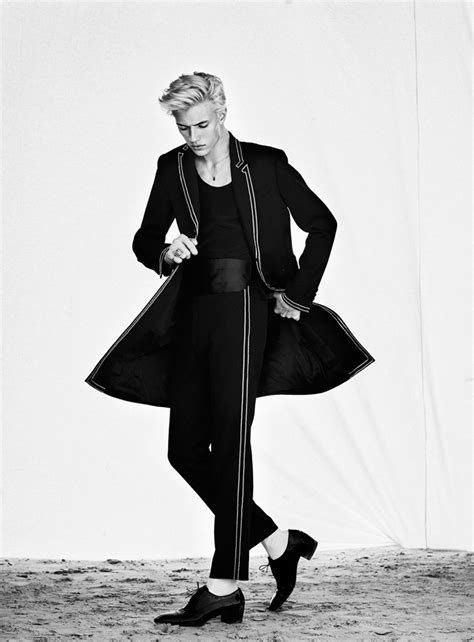 Lucky Style gq style turkey lucky blue smith by sergi pons image
