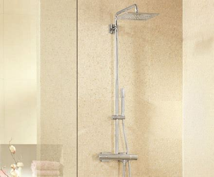 Rainshower Dusche by Grohe Rainshower Systems Shower Systems For Your Shower