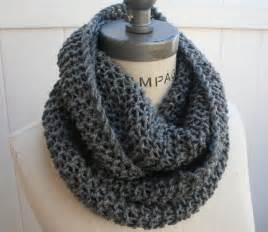 Infiniti Scarves Best Selling Items Chain Scarf Knit Infinity Scarf By Piyoyo