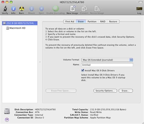 format hard drive mac without cd wipe hard drive mac without disc