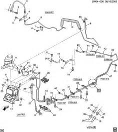 Brake Line Diagram For 2002 Pontiac Grand Am Brake Lines