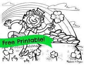 printable st s day coloring pages