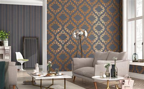 damask wallpaper damask wallcovering  damask