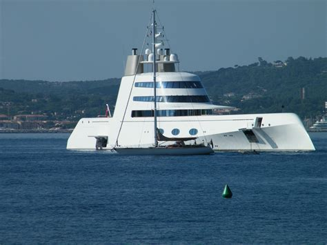 yacht in french 119m b v yacht a in france st tropez photographed by