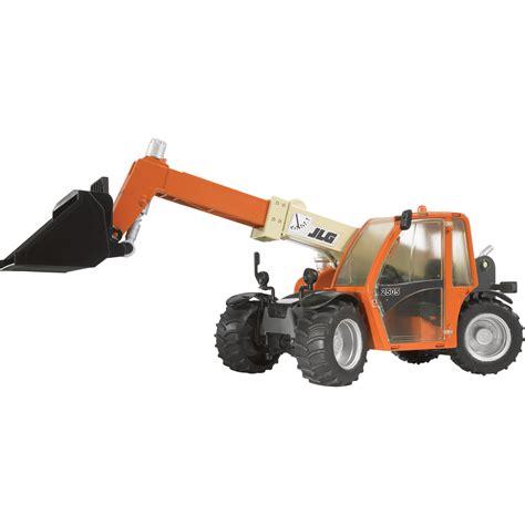 bruder toys product bruder toys jlg telehander model 02140