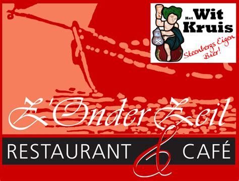 zeil cafe z onder zeil restaurant caf 233 posts facebook
