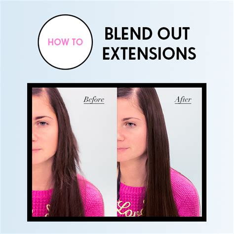 how to make hair extensions look real blend clip extensions real hair hair weave