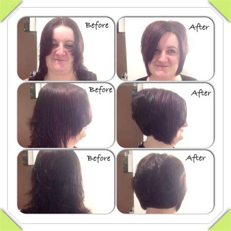 graduated bob versus layered mid length shoulder length hair into a graduated layered bob hair by