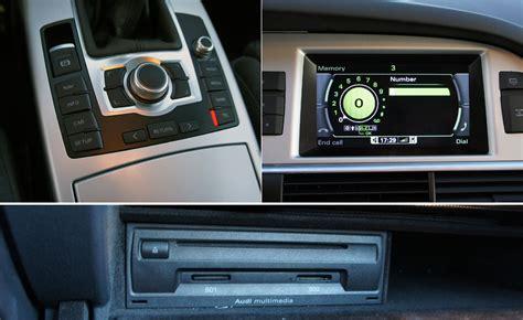 Mmi Radio Plus Audi A6 by Audi Bluetooth Handsfree Eftermontering Audi A1 A2