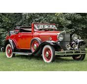1932 Hupmobile Series B 216  Information And Photos