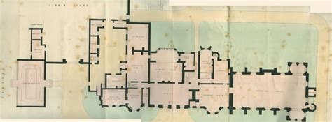 groombridge place floor plan place leigh district historical society
