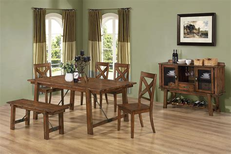 small rustic dining room sets decor references new rustic dining room tables ideas amaza design