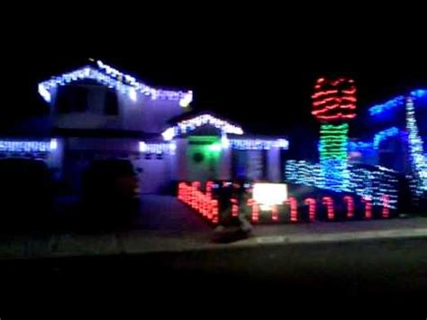 bainbridge circle murrieta ca christmas lights youtube