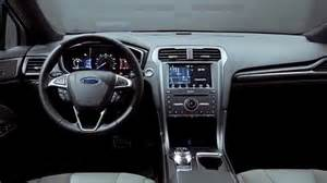 Ford Fusion Interior 2017 Ford Fusion Specs Review And Release Date 2016