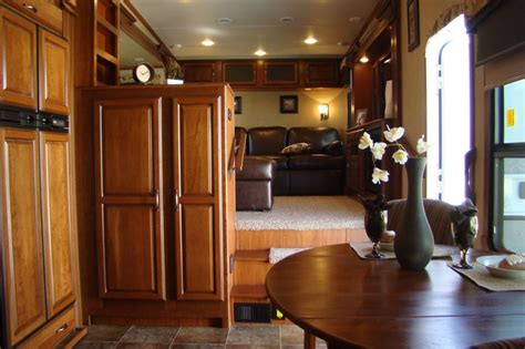 Front living room fifth wheel trailers myideasbedroom com