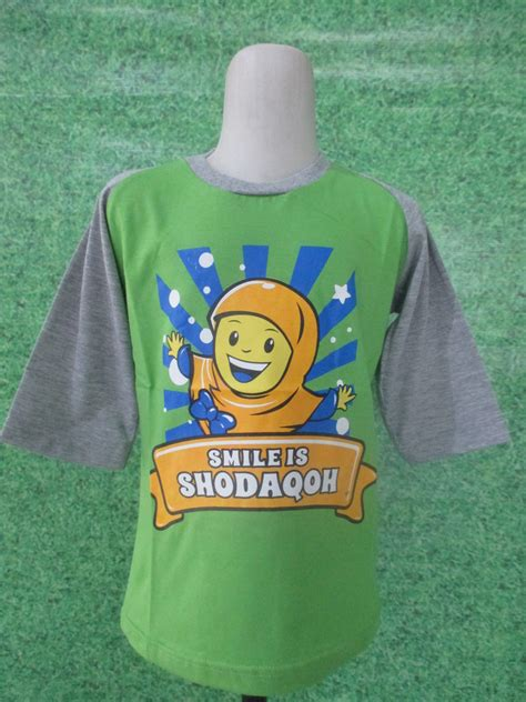 Baju Kaos Anak Lucu Murah Hoofla Hr 06 Size Xl kaos islami rp 15 500