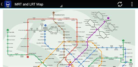 singapore subway mrt map  dtl apps  google play