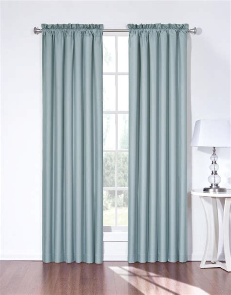curtain rods at kmart eclipse curtains birgit blackout window panel sears