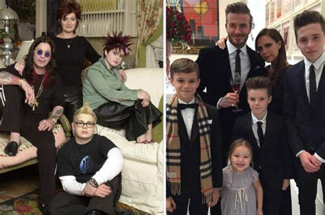 Beckhams To In Reality Show by David Beckham And To With Children In Us