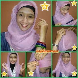 tutorial hijab segi empat kuliah tutorial hijab segi empat part of mine