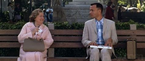 forrest gump on bench surprising filming locations of your favourite