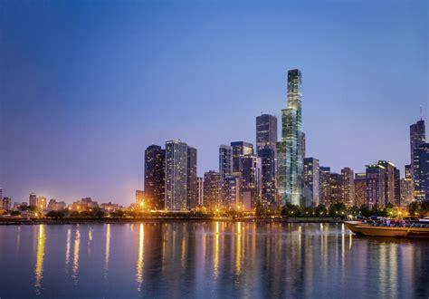 Bedroom Colour Schemes vista tower chicago skyscraper by studio gang e architect
