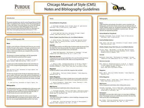 chicago manual  style yuknis   history