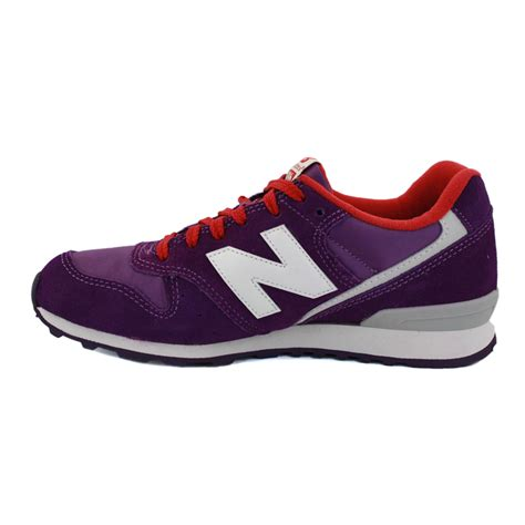 new balance shoes new balance 996 wr996ugr womens laced suede