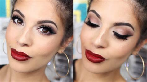 9 Classic Looks by Classic Makeup Tutorial 2015