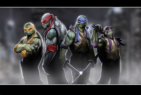 creator brad fuller confirms teenage mutant ninja turtles