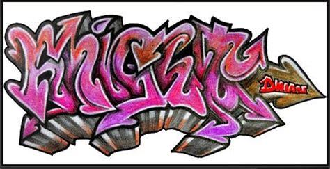 how to write graffiti on paper draw graffiti on paper