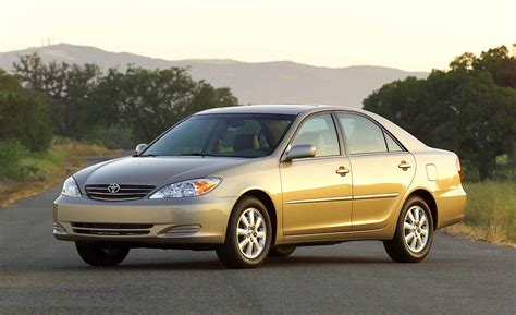 Toyota Camry 2006 Car And Driver