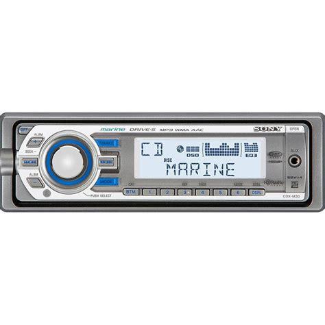 sony marine stereo wiring harness sony stereo remote
