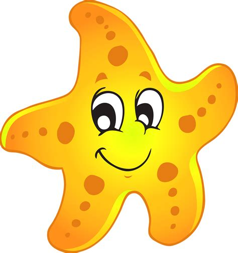 clipart free free clip starfish clipart best