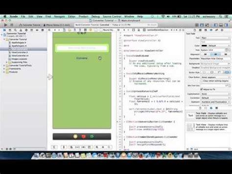 membuat aplikasi ios dengan xcode membuat aplikasi ios converter youtube