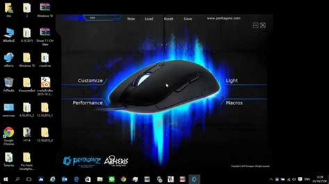 Mouse Macro Razer Termurah atheris laser gaming mouse program macro review