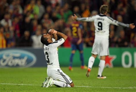 barcelona 2 2 chelsea highlights goals video 2nd leg 2012 soccer uefa chions league semi final second leg