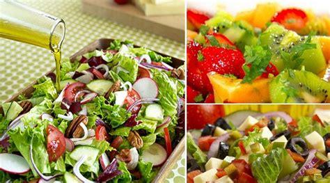 cara membuat salad sayur yang enak untuk diet resep salad untuk diet