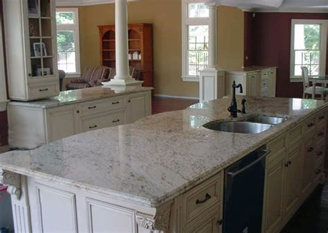moon white granite with cabinets moon white granite