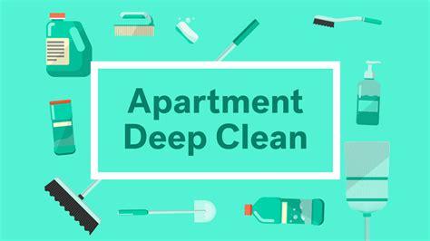 how to deep clean bathroom