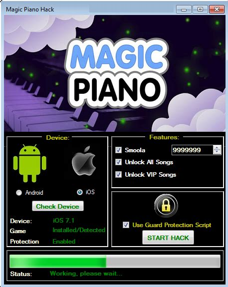 magic piano by apk magic piano by hack cheats mod hacksmod hacks