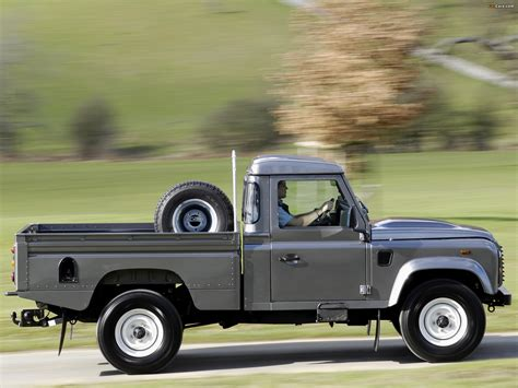 land rover puma land rover defender 110 puma tdci high capacity pick up