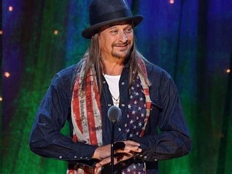 Kid Rock Gets by Whoa Kid Rock Already Leads Incumbent Democrat In New