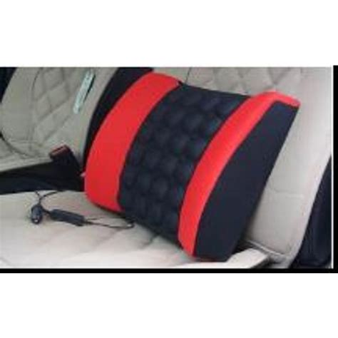Electric Pillow by Electric Massager Lumber Pillow Cushion With Massor