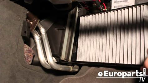 Changing In Cabin by How To Change Your Cabin Air Filter On A Saab 9 5