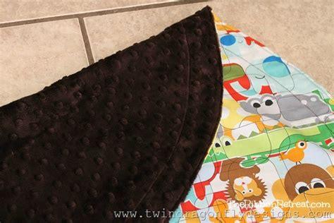 Make A Mat Bag by Play Mat Bag Tutorial The Ribbon Retreat