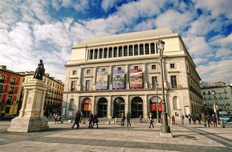 imagenes teatro real madrid teatro real de madrid madrid es teatro